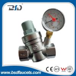 Mordern design hot-selling brass water pressure reducing relief valve