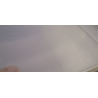 Cheap 3D lenticular lens sheet with viewing angle 36 for Injekt printing 6mm lenticular for 3D LENTICULAR PRINTING for sale