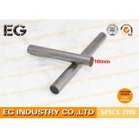 Cheap Custom Size Graphite Rod Electrodes , 65 Mpa Compressive Strength Graphite Cylinder for sale