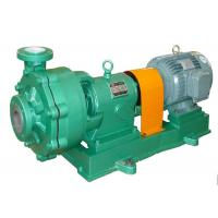Cheap Stainless Steel End Suction Chemical Process Pump For -50 - 300 ℃ Temp Fluid for sale