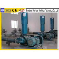 Cheap Roots Pneumatic Blowers For Sand Hauling , Powder Conveying Vacuum Roots Blower for sale