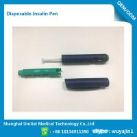 Cheap Disposable Insulin Cartridge Pen , Aspart Insulin Pen Easy Operation for sale