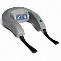 Cheap Professional Kneading Neck Massager, Relieves Fatigue, Pain, and Aching of Neck Area for sale
