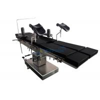 Cheap Hydraulic C - arm Compatible Operating Table With Sliding Tabletop for sale