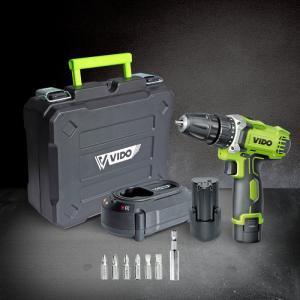 10mm Chuck 25Nm 12V 2000mA Cordless Drill Power Tools