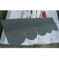 Fiberglass Colorful Fish Scale Asphalt Shingles , architectural roof tiles