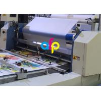 China PET / BOPP Gloss Laminating Film With Luster Finish 15micron - 30mic on sale