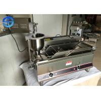 Cheap Popular Automatic Commercial Donut Machine With Donut Frying Machine for sale