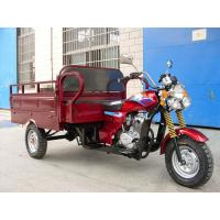 Cheap 150cc Air cooled Cargo Motorized Tricycle 500 kg For Loading for sale