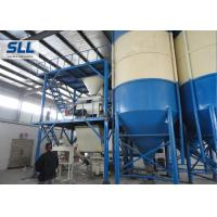 China Fully Automatic Dry Mortar Plant / Ready Mix Plaster Plant 45-55kw Power on sale