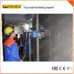 Cheap Construction Gypsum Plastering Machine , Render Spray Machine Cement Wall Use for sale