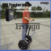 Cheap Freego Auto Self Balancing Scooter , 2 Wheel Electric Chariot for sale