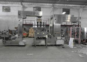 China HighAccuracy Auto Packaging Machine System With 304 Steel For Food Workshop on sale