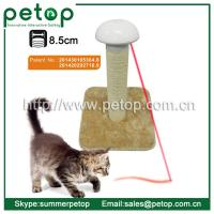 Wholesale electric cat toys & double laser cat toy