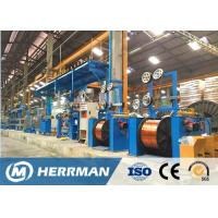 Quality FEP / PFA / ETFE Teflon Cable Extrusion Line High Speed For Fire Resistance wholesale