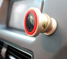 Cheap 24K gold coating magnetic car phone holder for sale
