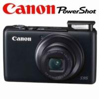 China Canon Powershot S95 Digital Camera with 8GB Card + Battery + Case + on sale