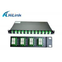 Cheap Data Centers 40 Channel DWDM Multiplexer Demultiplexer Compact Designed for sale