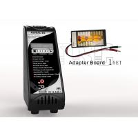 China Black 2S 3S 4S 5S 6S RC Lipo Battery Charger built in adapter , RC hobby battery charger on sale