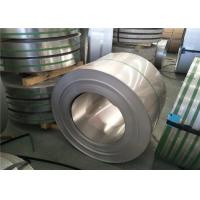 China Thermal Stable Stainless Steel Strip Coil Bespoken  AISI 316L BA Finish on sale