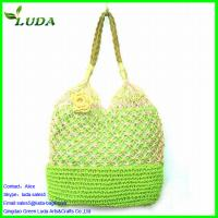 Cheap Natural Utility Latest Lady straw bag for sale