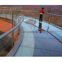 Cheap Curved Laminated Glass  (TX-1204) for sale