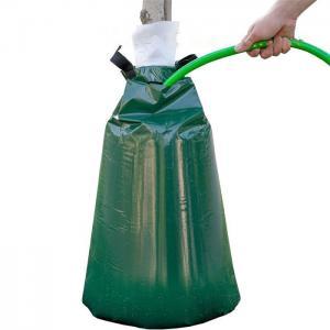 Cheap PVC Tarpaulin Tree Watering Bags , 92*84cm Tree Drip Irrigation Bags for sale