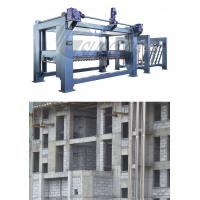 Cheap Hydraulic Vertical AAC Block Cutting Machine for AAC Production Line Electric Capacitance 18kw wholesale