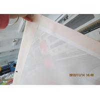 Cheap Uv Resistant Outdoor PVC Banners , Fence Wraps Custom Flags And Banners for sale