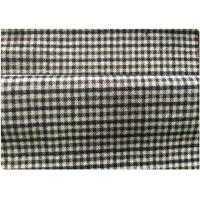 Cheap 600 G / M Little Tartan Plaid Fabric With 30 Wool 70 Synthetic In Stock for sale