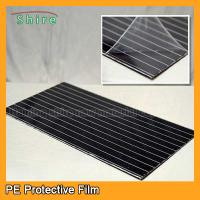 Cheap Galvanized Aluminum Sheet Protective Film With 5 - 5 00G / 25MM Adhesion for sale