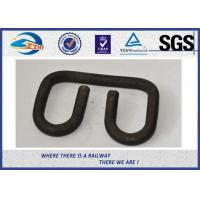 Quality Russian Customized Elastic Rail Clips Steel Plain in Track System wholesale