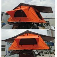 Cheap Off Road 4 Person Roof Top Tent Easy Assembling 233*140*123cm Inner Size for sale