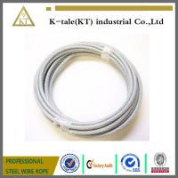 Cheap Wire Rope and Aircraft Cable/PVC coated steel wire rope for sale