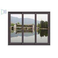 Cheap Single / Double Glazed Thermal Break Aluminum Windows Easy Install For Building for sale