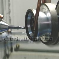 Buy cheap 12V9 diamond grinding wheel for CNC grinder,CNC machine grinding wheel from wholesalers