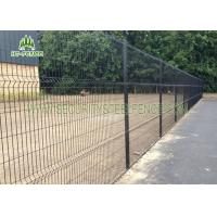 Cheap 100mm Bend Galvanized Welded Wire Mesh Fence, PVC Coated Welded Wire Mesh for sale