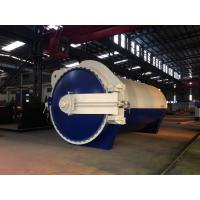 China Large Glass Pressure Vessel Autoclave In Aerospace,Glass Laminating Autoclave on sale