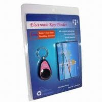 Cheap RFID Electronic Key Finder Keychain with 433.92MHz Frequency for sale