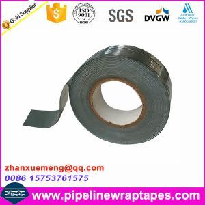 China Outdoor Waterproof Aluminum Foil Butyl Rubber Tape on sale