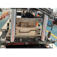 China High Speed Cold Steel Door Frame Roll Forming Machine For 0.8-1.2 Mm Thickness on sale
