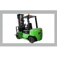 Cheap Green DC Motor Diesel Forklift Indoors , 15 Ton 20 Ton 50 Ton Forklift Customized for sale