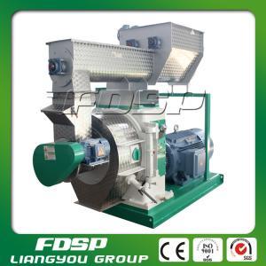 Cheap Ring die cotton stalk pelletizer &biomass pellet machine for sale