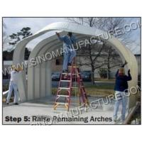 Cheap Steel Arch Span Building Accessories for sale