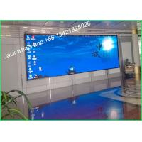 Cheap Large Indoor Rental Led Screen Display , P2.5 LED Video Screen Rental High Refresh for sale