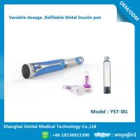 Multi Function Reusable Insulin Pen Safety Needles Injection Instructions for sale