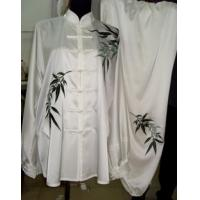 Cheap kungfu uniforms with bamboo for sale