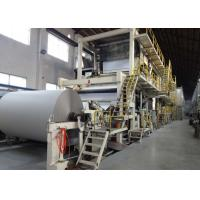 Cheap 4200mm Test Liner Paper Making Machine Full Line Paper Mill Equipment for sale