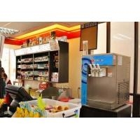 Cheap Table top soft ice cream machine/Frozen Yogurt Machine/Pre cooling,soft serve for sale