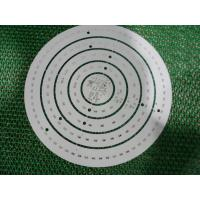 Cheap Flexible Round Led Lighting PCB / LED Printed Circuit Board for CREE , Nichia , Osram LED for sale
